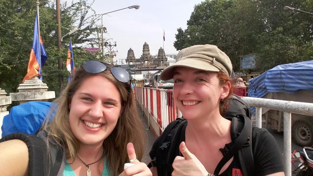 Einreise nach Kambodscha