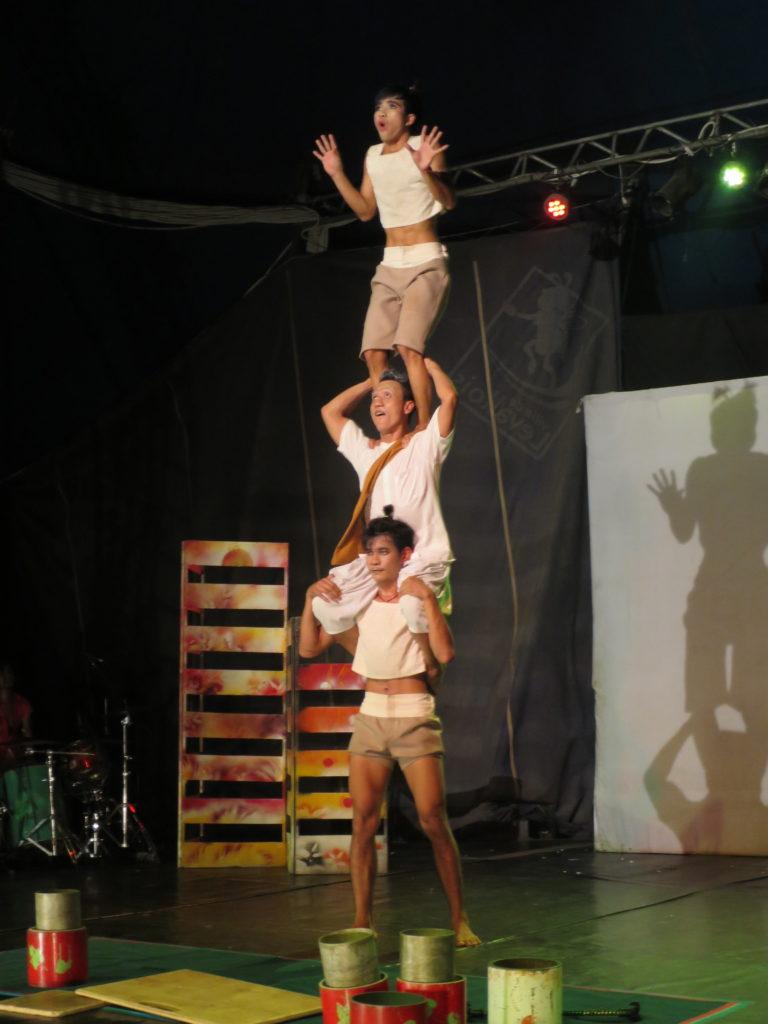 Phare Ponleu Selpak Circus in Battambang
