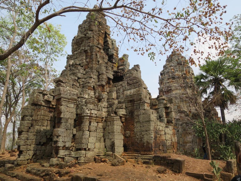 Wat Banan bei Battambang