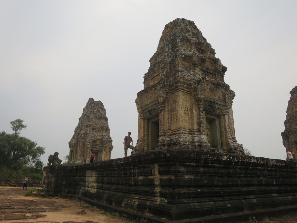 Oestliches Mebon in Angkor
