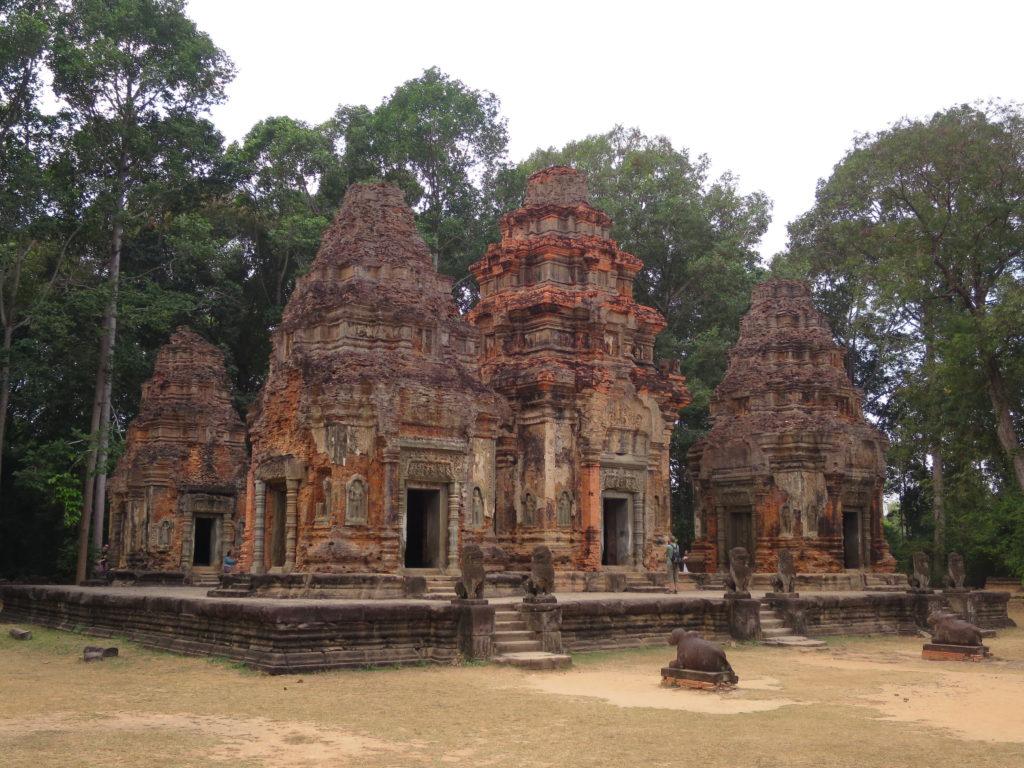 Preah Koh in Angkor