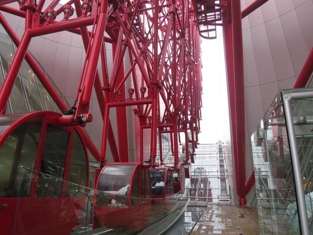 Hep Five Ferris Wheel in Osaka