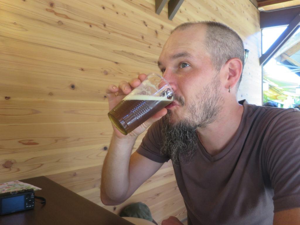 Wasabi Bier