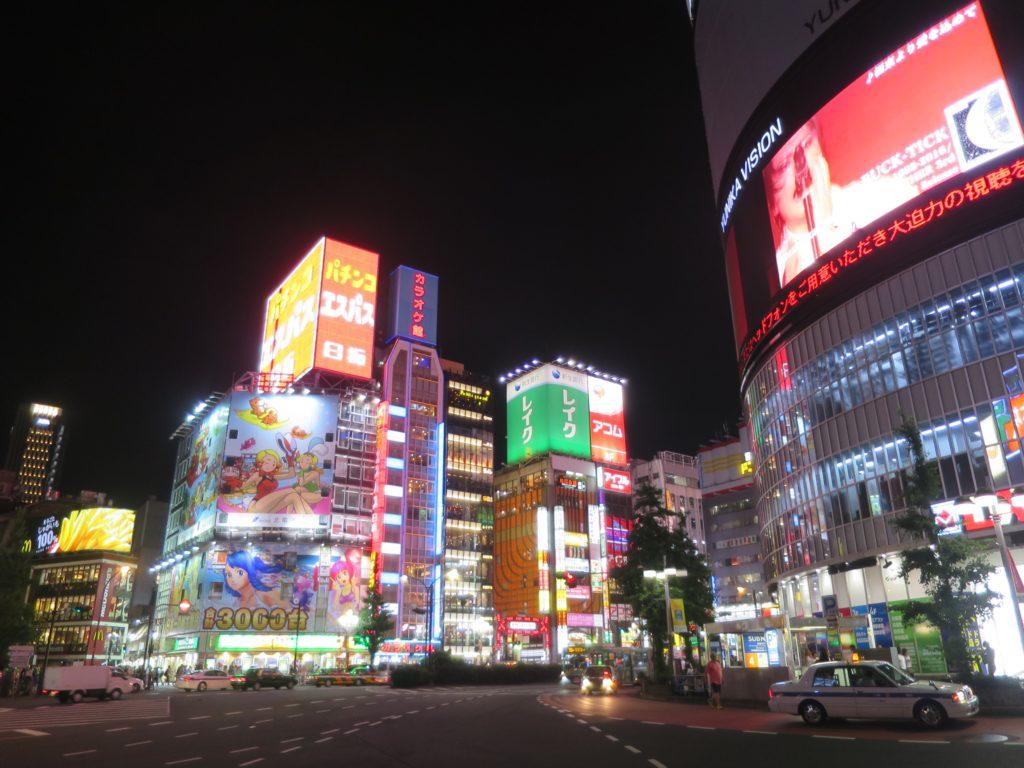 Kabukicho in Shinjuku