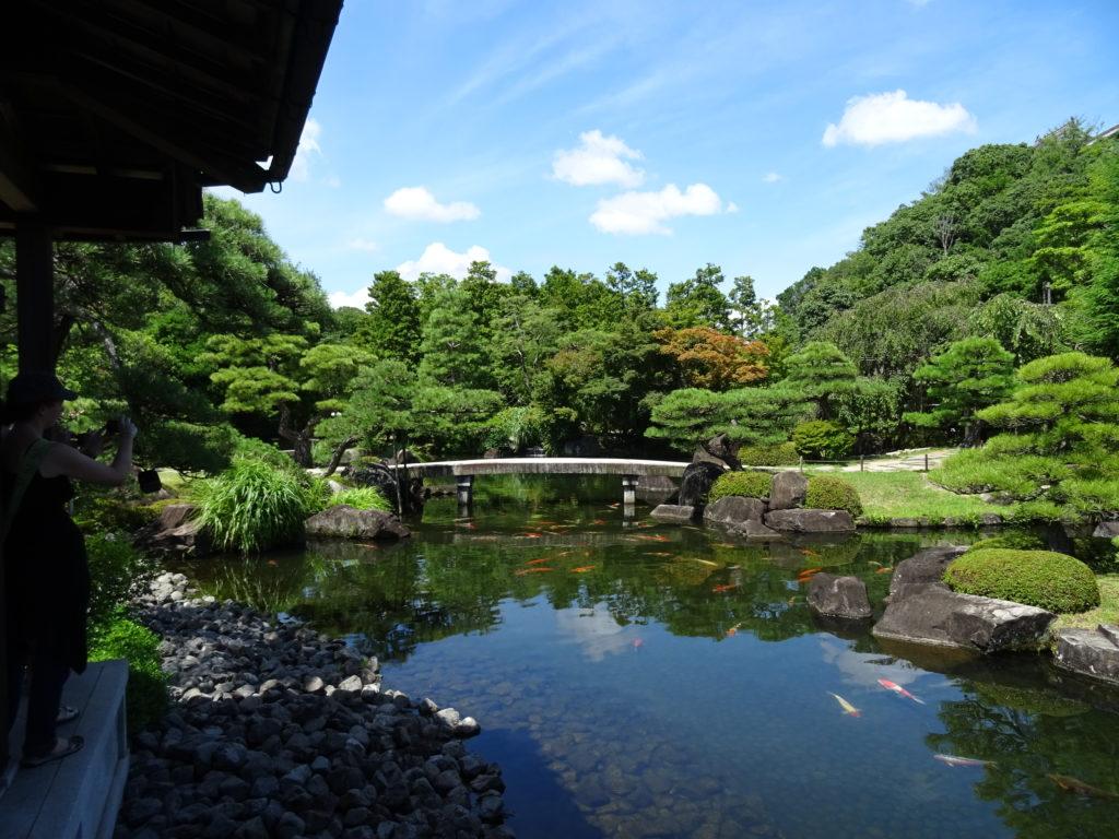Koko-en in Himeji