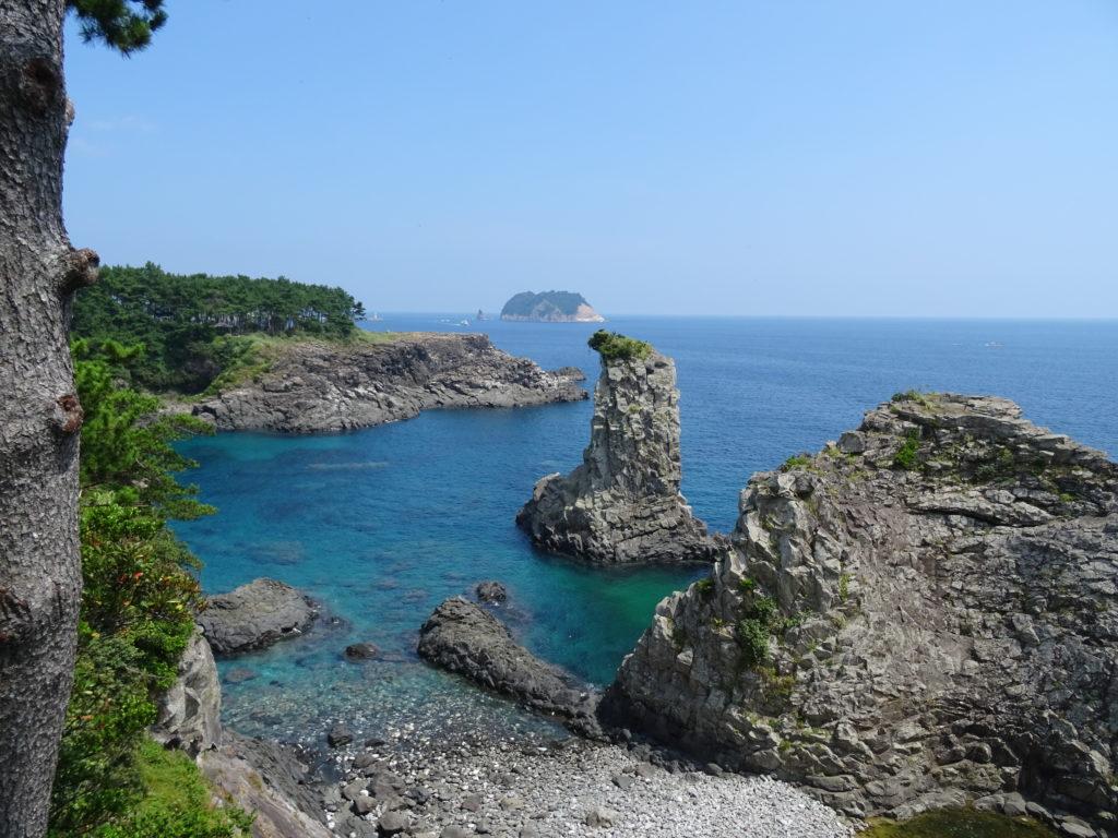 Oedolgae Rock auf Jeju